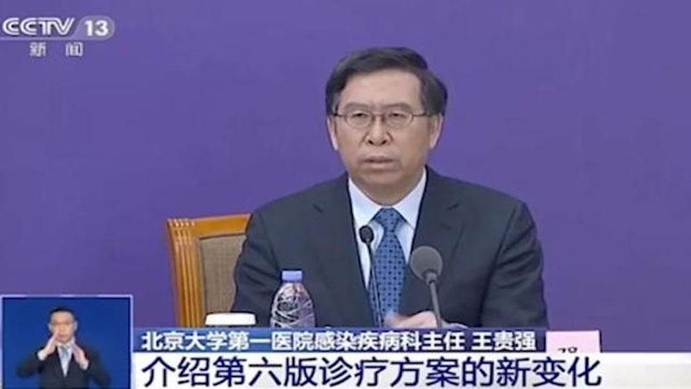 Trung Quốc thông báo ca khỏi Covid-19 tái xét nghiệm dương tính
